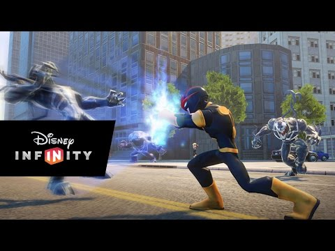 Disney Infinity: Marvel Super Heroes (2.0 Edition) - Nova Spotlight