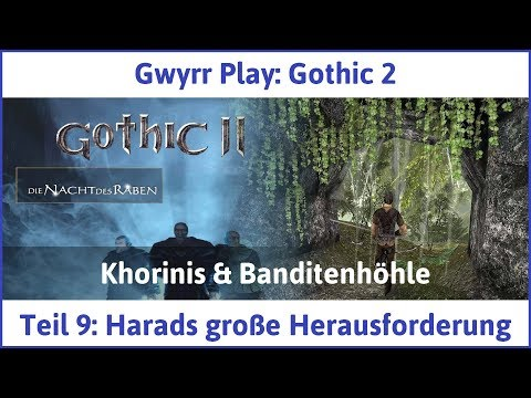 Gothic 2 Teil 9: Harads große Herausforderung - Let's Play