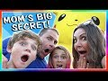 Download MOM FINALLY TELLS HER SECRET!😱 | We Are The Davises in Mp3, Mp4 and 3GP