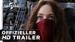 Mortal Engines: Krieg der Städte - Trailer deutsch/german HD