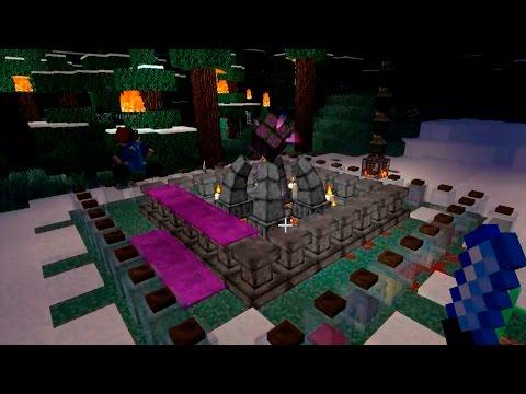 MINECRAFT: DIVINE RPG №22 | НЕ ШУТИТЕ С МАГИЕЙ, НЕ ОЖИДАНЫЙ КОНЕЦ :D