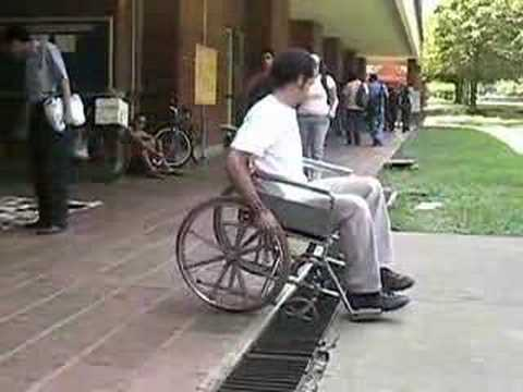 Whirlwind RoughRider(tm) Wheelchair Video