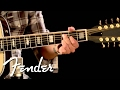 Fender Master Designed Traditional 12-String Dreadnought Demo