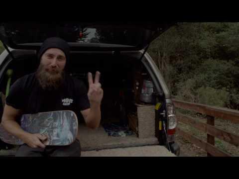 Chris Haslam   Wackiest Trick on a Skateboard   MOB Grip