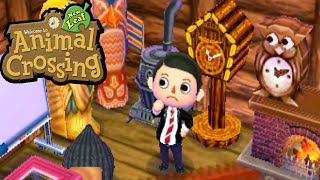 Animal Crossing: New Leaf - Missing Mayor! Murder Mystery Twin Beaks Gameplay Walkthrough Ep.81 3DS