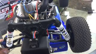 Traxxas Nitro Rustler / Upgrades