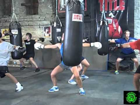 Fitness Boxing Classes.wmv Image 1