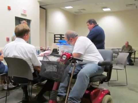 C.A.R.E Amateur Radio VE session test Ham Radio License August 13 2012 CARE
