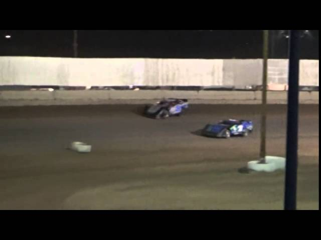 Late Model Main At TIR 4 / 19 / 14