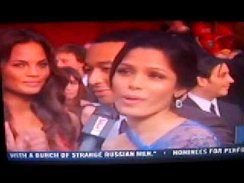 Slumdog Millionarie: Red Carpet Oscar 2009