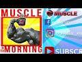DEXTER JACKSON GOES FOR 10! Muscle in the Morning (1/31/18)