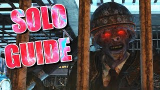 SOLO EASTER EGG GUIDE/TUTORIAL - Blood of the Dead