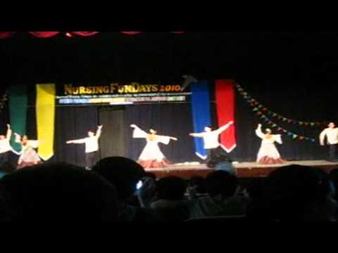 Fun Days 2010 - Philippine Folk Dance - Pandanguiado Buraweño - Class 2014 video
