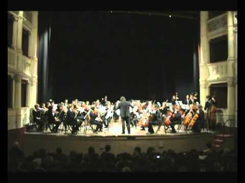 Concerto Stage Orchestrale 2012 – Scuola di Musica del Trasimeno