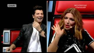 The Voice 16χρονος