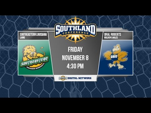 Women's Soccer: Oral Roberts vs. Southeastern Louisiana (SLC Match 3)
