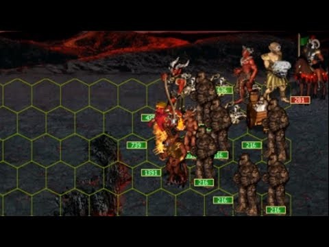 Heroes of Might and Magic III: A Tactical Fight