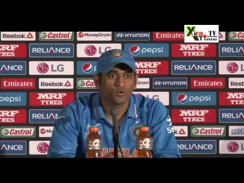 India Vs South Africa | Post match PC | Shikhar Dhawan planned his knock well : Dhoni