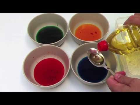 Как приготовить тесто для лепки - видео