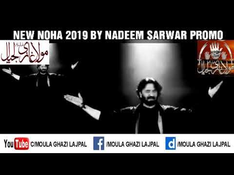 Nadeem Sarwar Promo Noha 2019