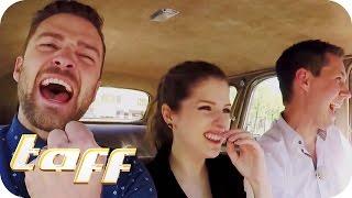 Download Lagu 90er Party mit Justin Timberlake und Anna Kendrick | taff | ProSieben Gratis STAFABAND