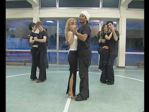Kizomba it´s an Angolan dance that it´s now worldwide known. But it doesn´t exists only in Angola. It exists in most of the African countries that speak Port...