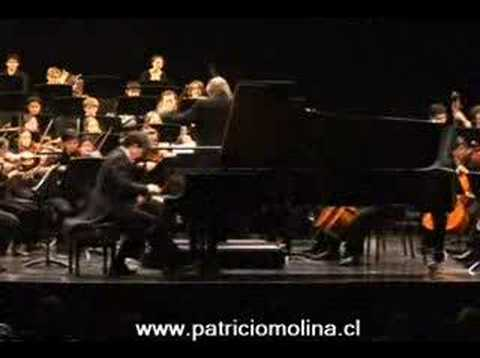 Patricio Molina Saint-Saens Piano Concerto No. 2 - 3th Mov.