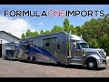 2016 Racing Toterhome with Trailer - For Sale - Formula One Imports Charlotte