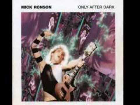 Mick Ronson - Music is lethal (1974)(Battisti cover)