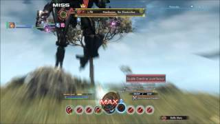 Xenoblade X - Nardacyon - Solo-on-Foot - Galaxy Knight