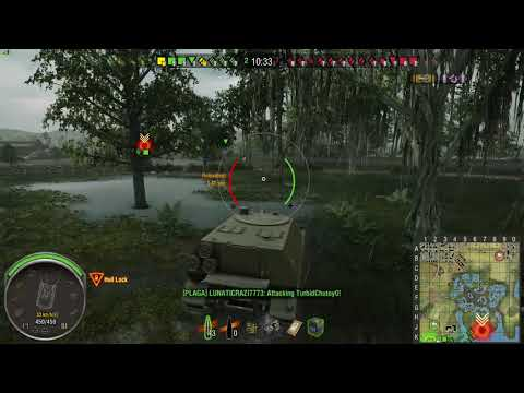 Insert Evil Laugh Here - World of Tanks [Xbox One Clip]