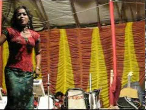 Pretty Bengali Girl in a Dance Party at Mid Night with disclose dress