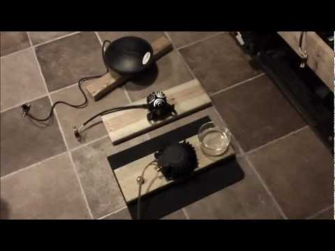A comparison of tactile transducers - Clark Synthesis vs ButtKicker Mini LFE vs Aura Bass Shaker