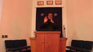 Pastor Kevin Williams Jr.- The Gift of Life 01.14.2018
