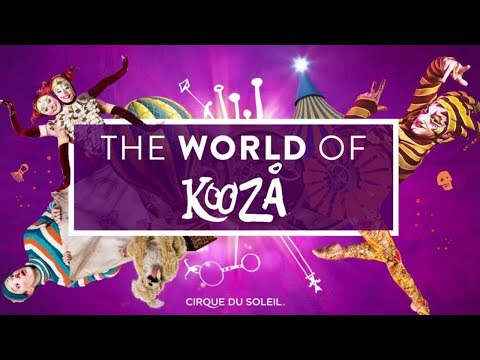 Explore the world of KOOZA with Matthew Rodrigues | THE WORLD OF | Cirque du Soleil