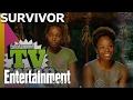Survivor: Cagayan J'Tia J'Tries Hang