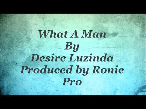 What A Man Lyrics Video