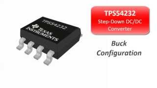 Video Datasheet: Buck Converter for DC/DC Switching Power Supplies