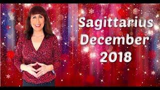 Sagittarius BEST MONTH EVER Happy Birthday! December