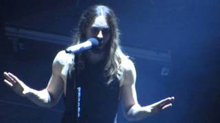 30 Seconds to Mars Video - 30 Seconds To Mars - End Of All Days (LIVE AT MINSK-ARENA 2014)