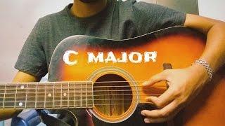 BAARISH - Half Girlfriend (Guitar Tutoral) | Guitar Chords | Ash King & Shashaa Tirupati