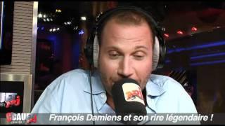 François Damiens et son rire légendaire ! - C'Cauet sur NRJ