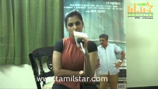 Remya Nambeesan At Sethupathi Movie Team Interview