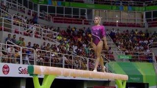 Rio de Janeiro - Test Event - Concorso Individuale Femminile