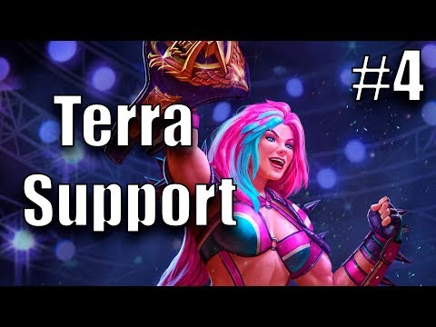 Smite Ranked, Terra #4: TERRA WALL STRAT = KILL EVERY TIME