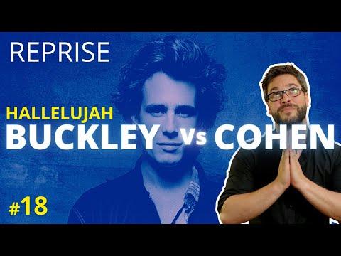 L'histoire de HALLELUJAH de JEFF BUCKLEY vs LEONARD COHEN - UCLA