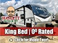 UPDATED 2020 Cougar 22RBS Ultimate Half Ton Couple's King Bed Keystone Travel Trailer