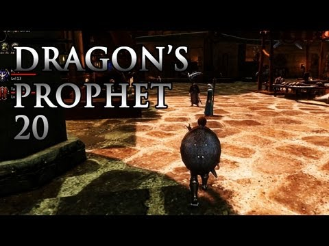 DRAGON'S PROPHET [HD+] #020 - 50 Cent feat  Justin Bieber � Let's Play Together Dragon's Prophet