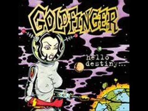 Goldfinger - Get Up