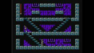 Castlevania 2 Complete Playthrough  (play 01) First 2 Dungeons
